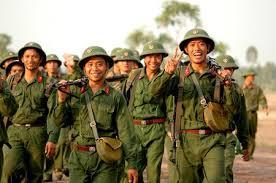 Ngày 22 tháng 12 - ngày thành lập quân đội nhân dân Việt Nam, ngày hội quốc phòng toàn dân