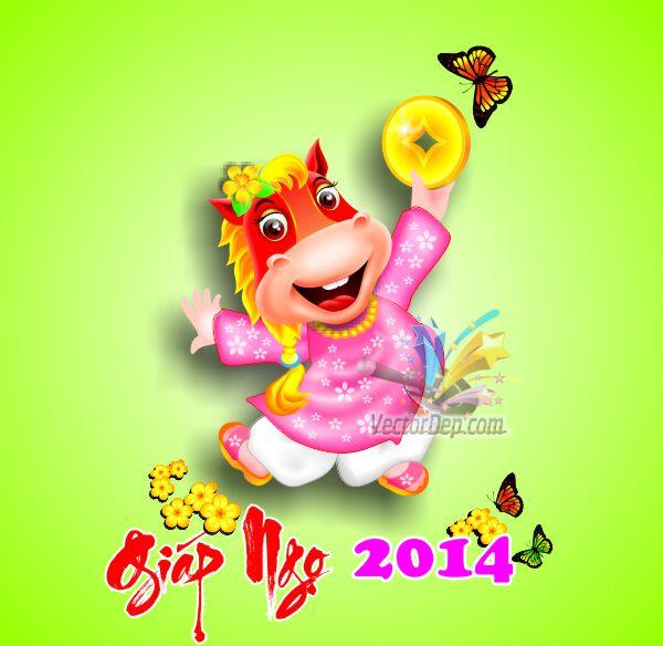 Chúc mừng năm mới - Giáp Ngọ 2014